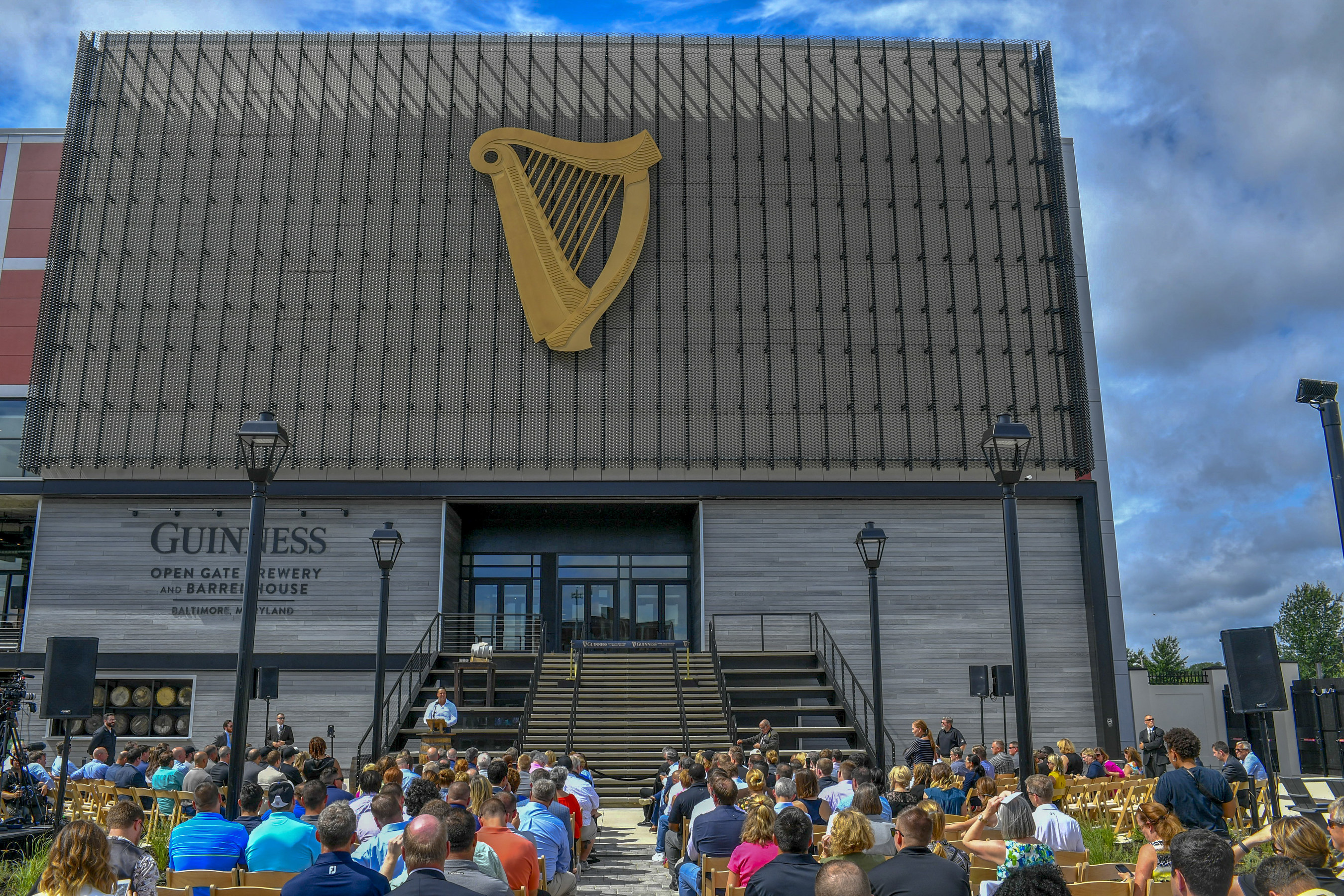 Diageo Opens Guinness Brewery & Barrel House In Maryland photo
