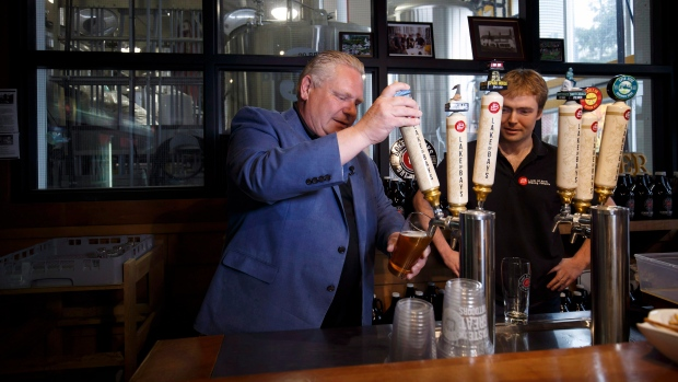 Ontario Bringing Back Buck-a-beer By Labour Day: Cp photo