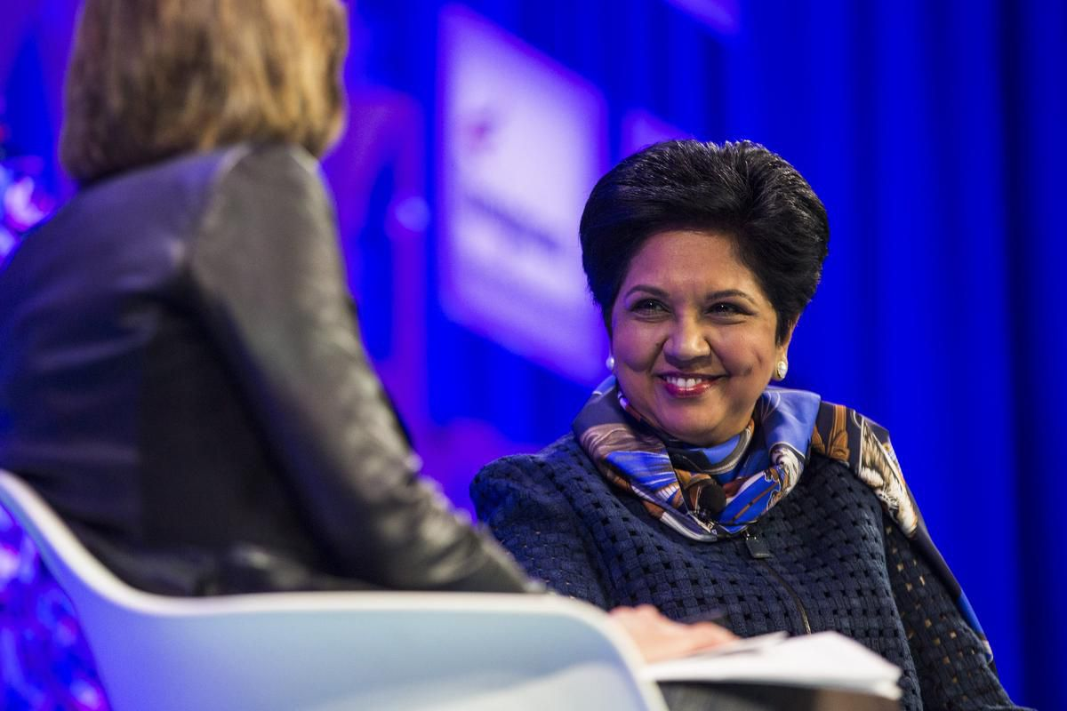 Is Pepsi Ceo Indra Nooyi Really A Role Model For Women? photo