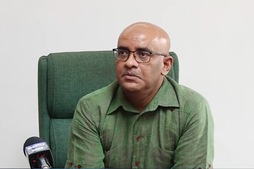 Jagdeo Calls For Booze-free Parliament photo