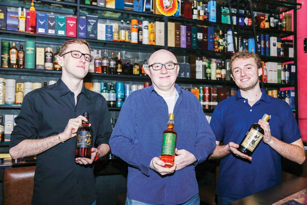 Whisky Galore: Mao?s Bar Serves Up Finest Collection The Capital Offers photo