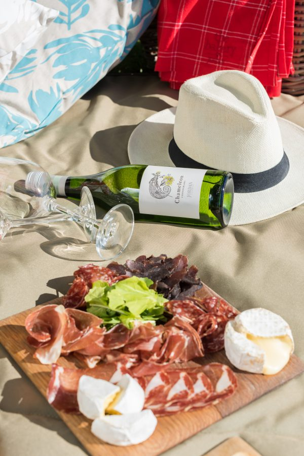 Ease into Spring with a picnic at Jordan Wine Estate photo