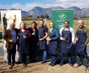 Amorim Cap Classique Challenge 2018 Sees Record Number of Entries photo