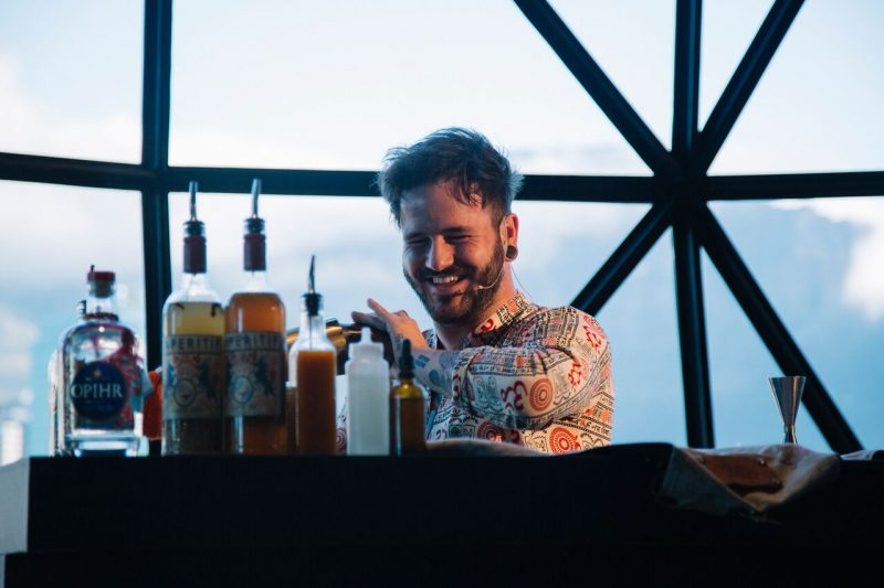 Johannesburg Bartender Wins Regional Leg Of Global Cocktail Competition photo