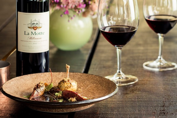 Experience La Motte's hospitality during an Evening of Vintage Wine and Venison photo