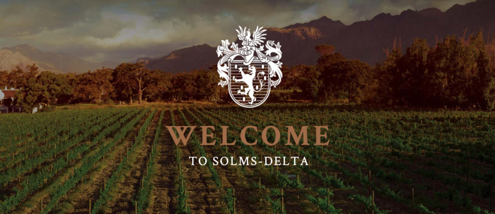 The Solms-delta Way, Or, How Not To Do Land Reform photo