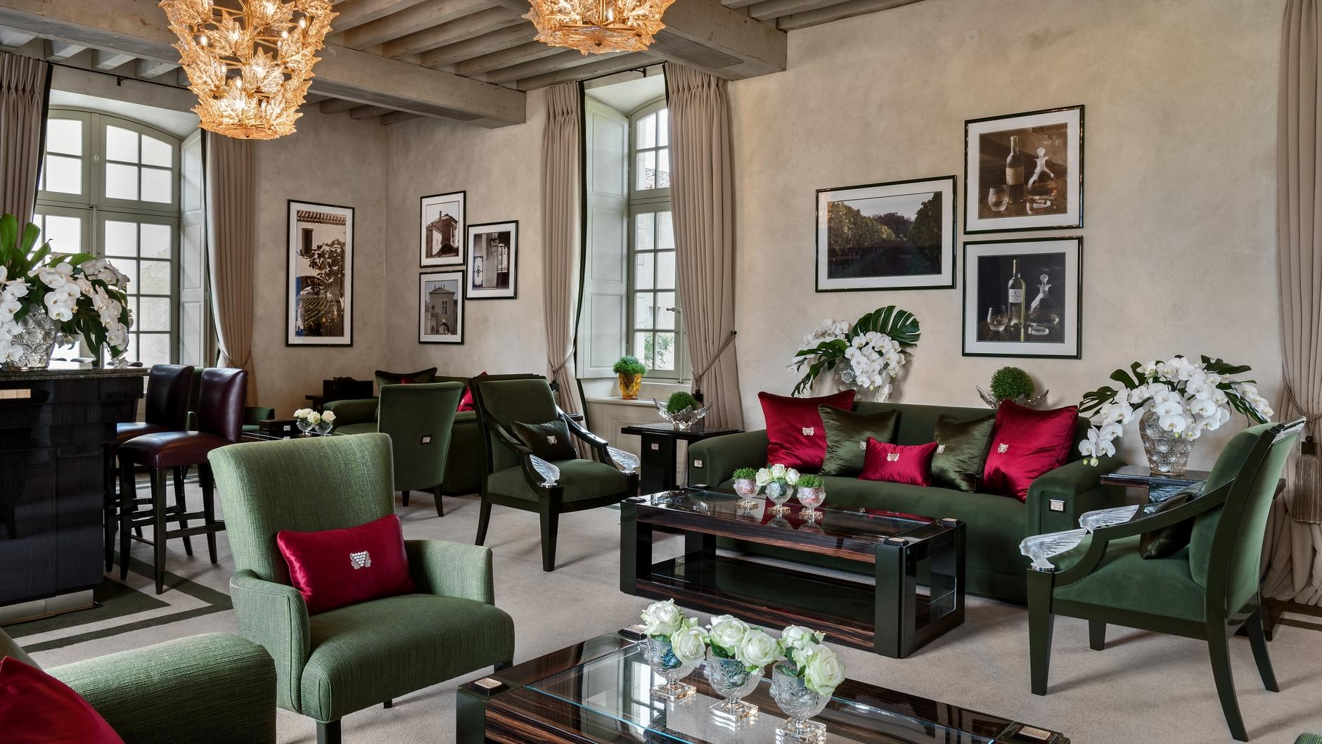Great Wine And Fine Dining At Lalique's Latest French Hotel photo