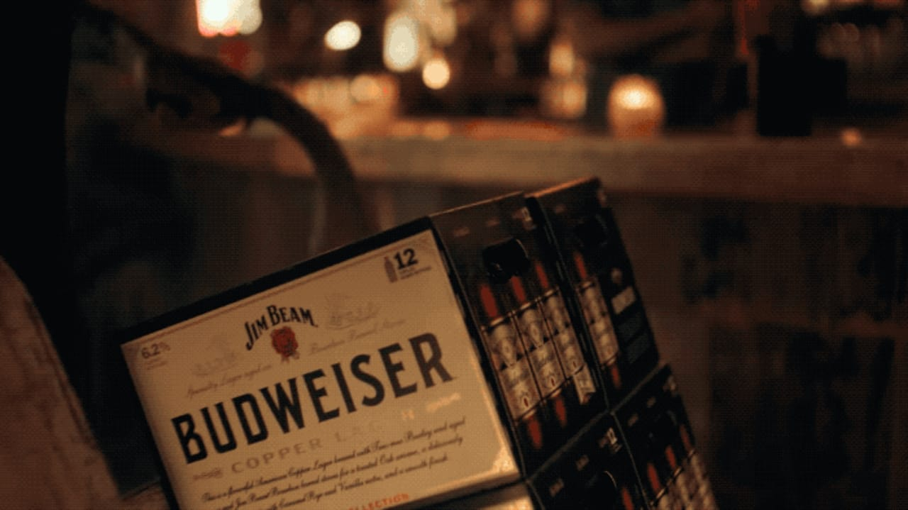Are You Ready To Drink Budweiser Beer Aged With Jim Beam Barrels? photo