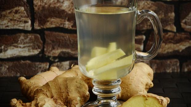 Why You Should Be Drinking Ginger Tea photo