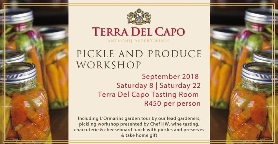 Pickle and Produce Workshop at the Anthonij Rupert photo