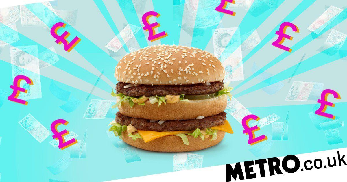 Here's How To Keeping Getting Half Price Mcdonald's Meals photo
