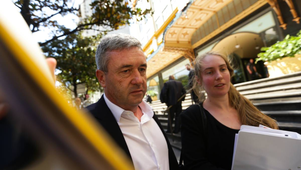 Former Hunter Valley Wine Boss David James Charged Over Alleged $20m Cheque Scam photo