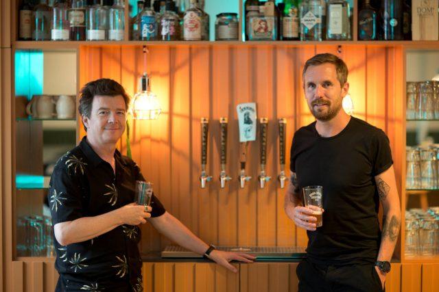 80s Hitmaker Rick Astley To Open Beer Bar In London photo