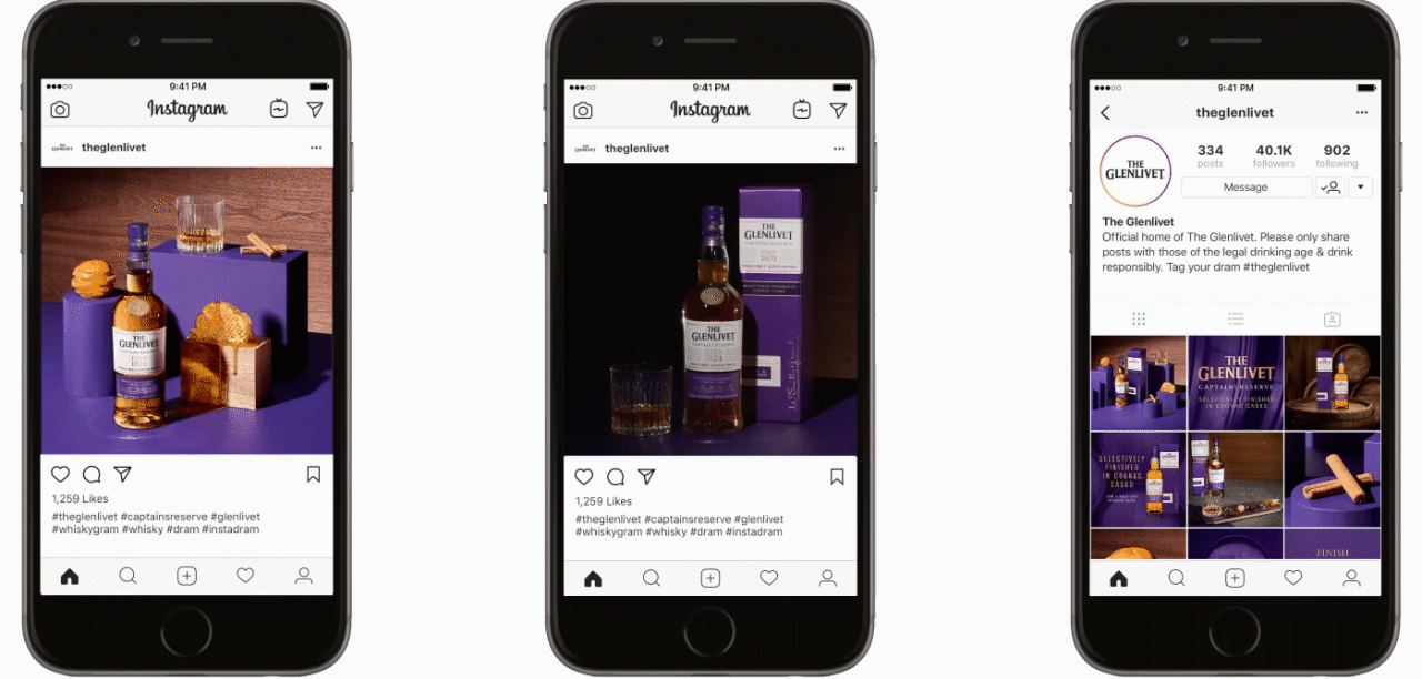 The Glenlivet Captain's Reserve Launches New Creative Campaign From Nb Studio photo