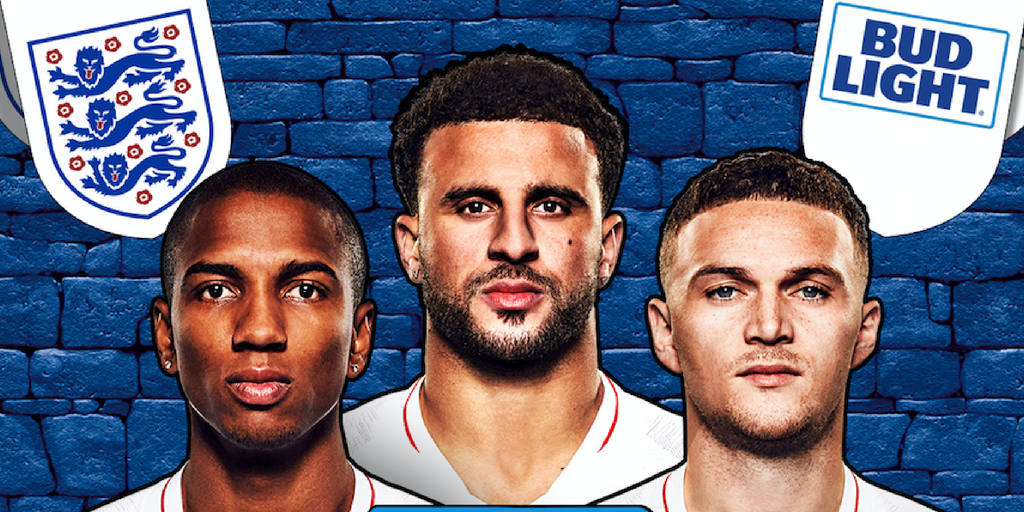 England Football Team Drafts Bud Light To Join Budweiser As An Official Beer photo