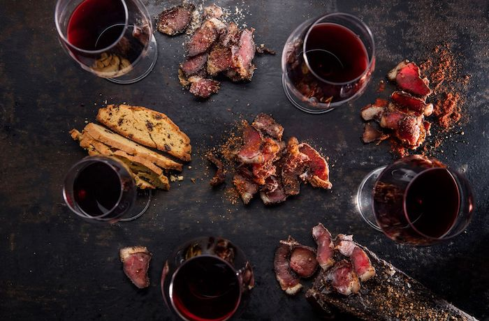 A True South African Wine Tasting: Alto Launches Wine & Biltong Tasting photo