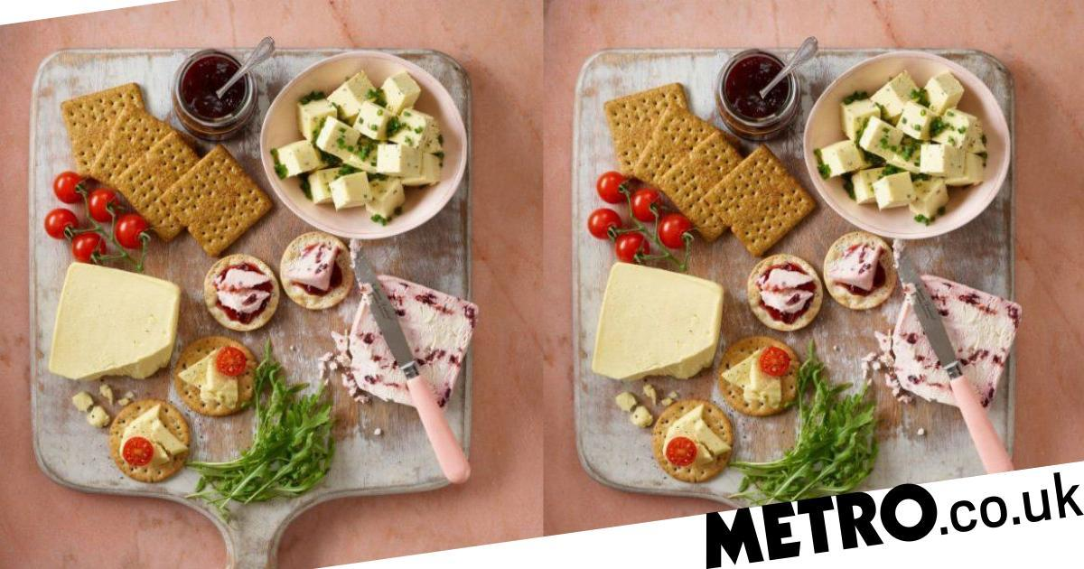 Asda Is Going To Sell A Vegan Cheeseboard This Christmas photo