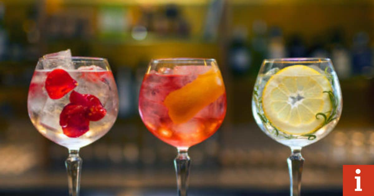 Wetherspoons Is Having A Nationwide Gin Festival ? And Drinks Will Cost Less Than £5 photo