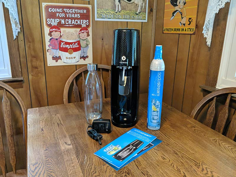 Sodastream Fizzi One Touch Review – The Gadgeteer photo