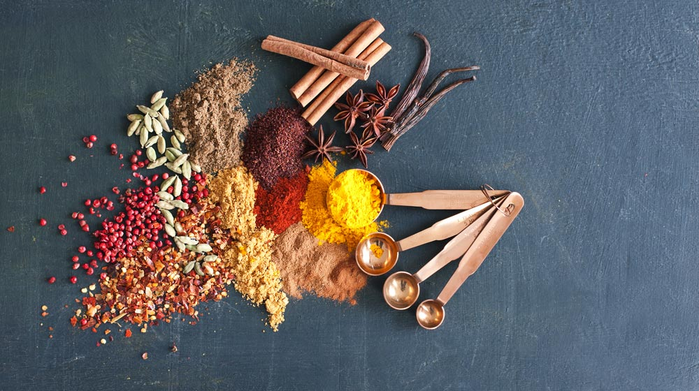 A Handy Cook's Guide To Types Of Spices photo