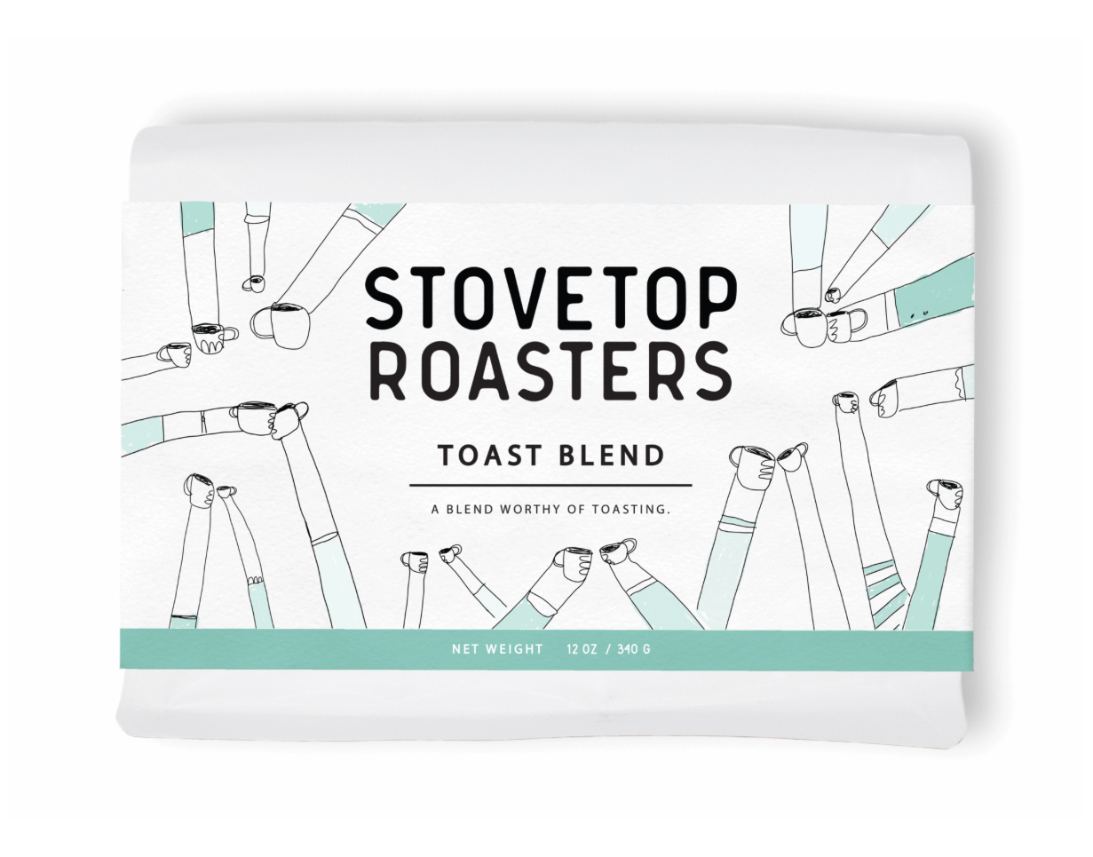 Coffee Design: Stovetop Roasters In Ann Arbor, Michigan photo