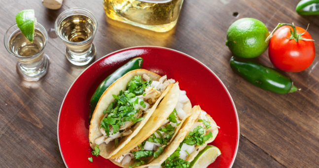 There's A Tequila And Tacos Night Coming To Dublin And It Sounds Outrageously Fun photo
