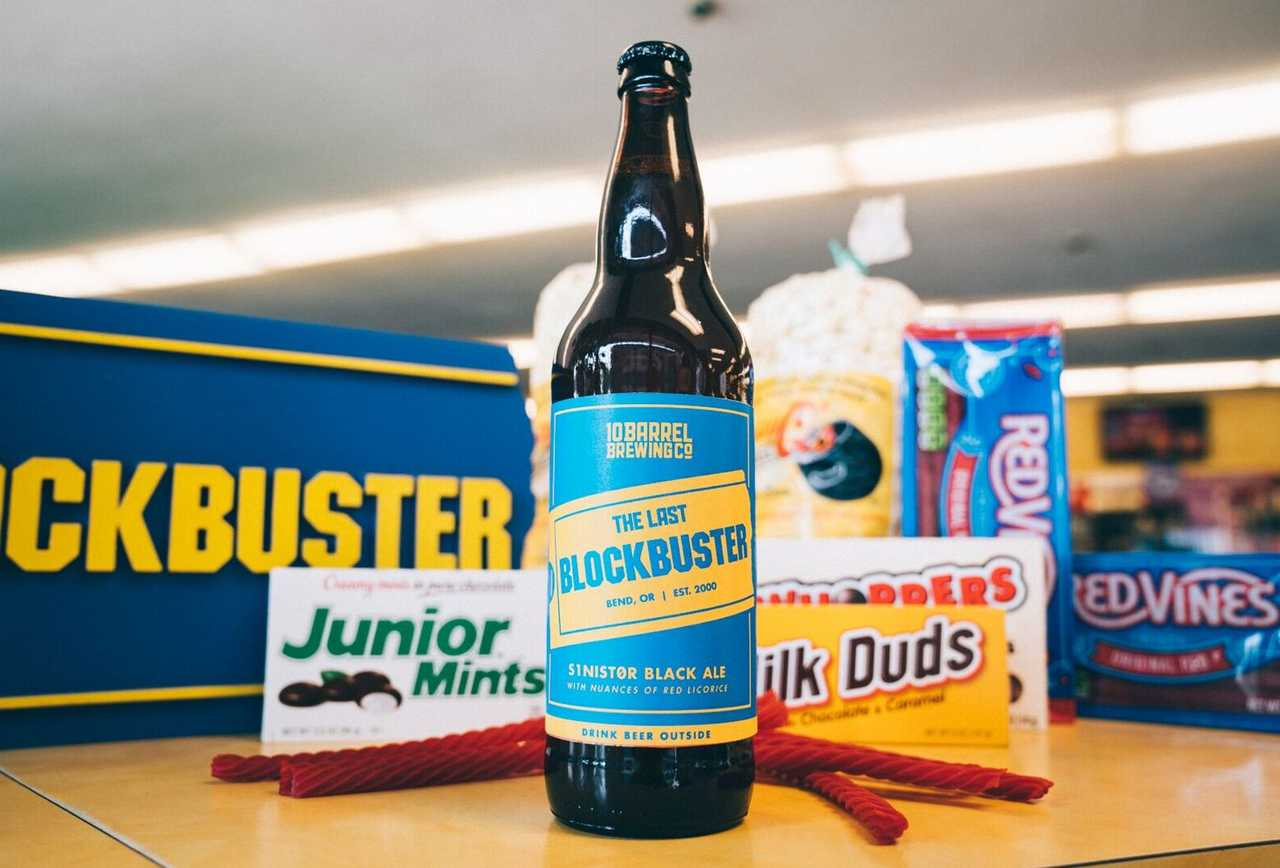 The Last Blockbuster Video Is Getting Its Own Craft Beer photo
