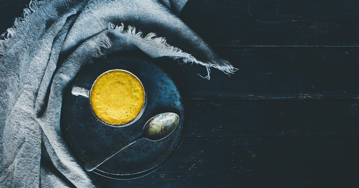The Benefits Of Turmeric Plus A Recipe For A Turmeric Latte photo