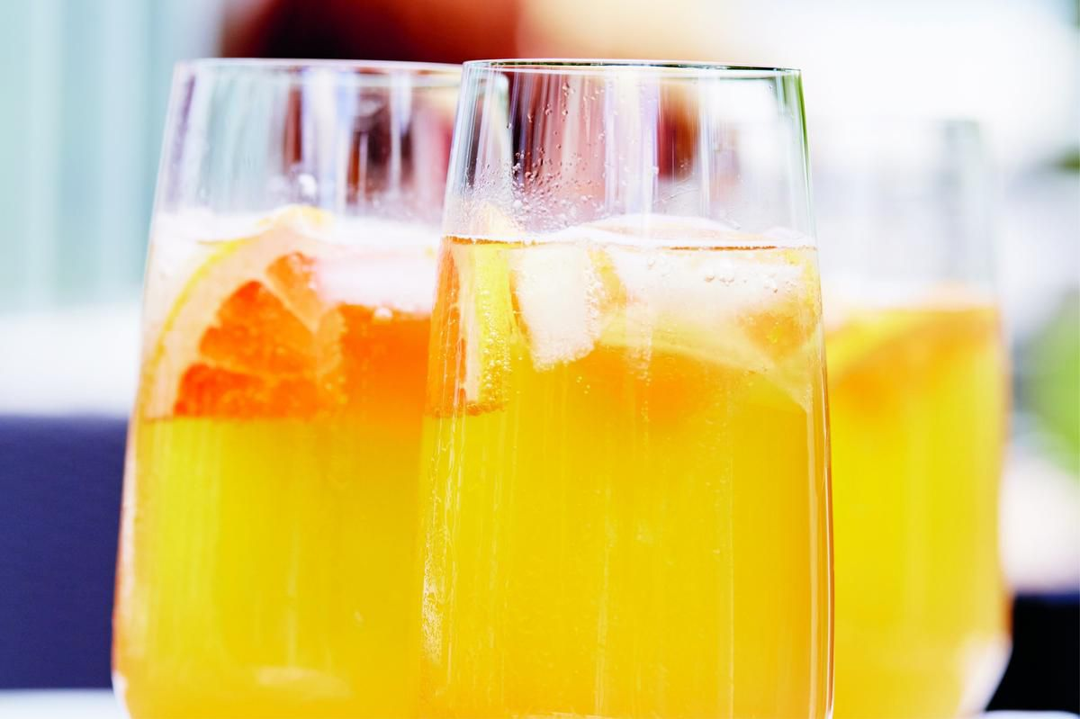 Try This Citrusy Summer Twist On A Shandy photo