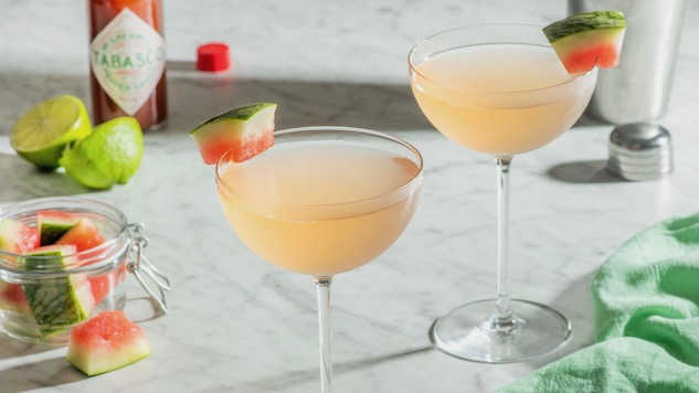8 Watermelon Cocktails. Because Summer photo