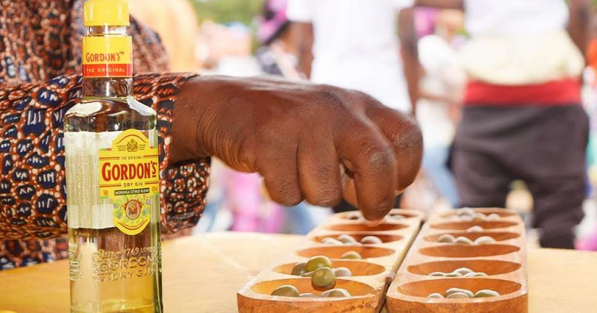 Gordon?s Moringa Citrus Gin Adds More Flavour To Ojude Oba photo