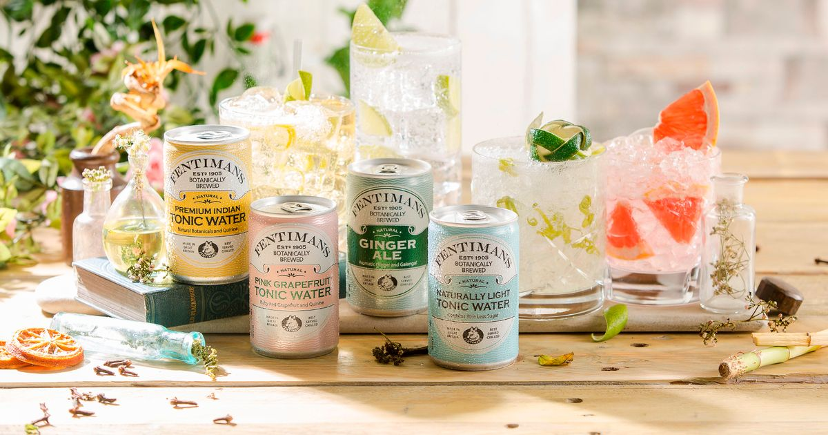 Fentimans Launches New Flavours As Premium Drinks Markets Continues To Fizz photo