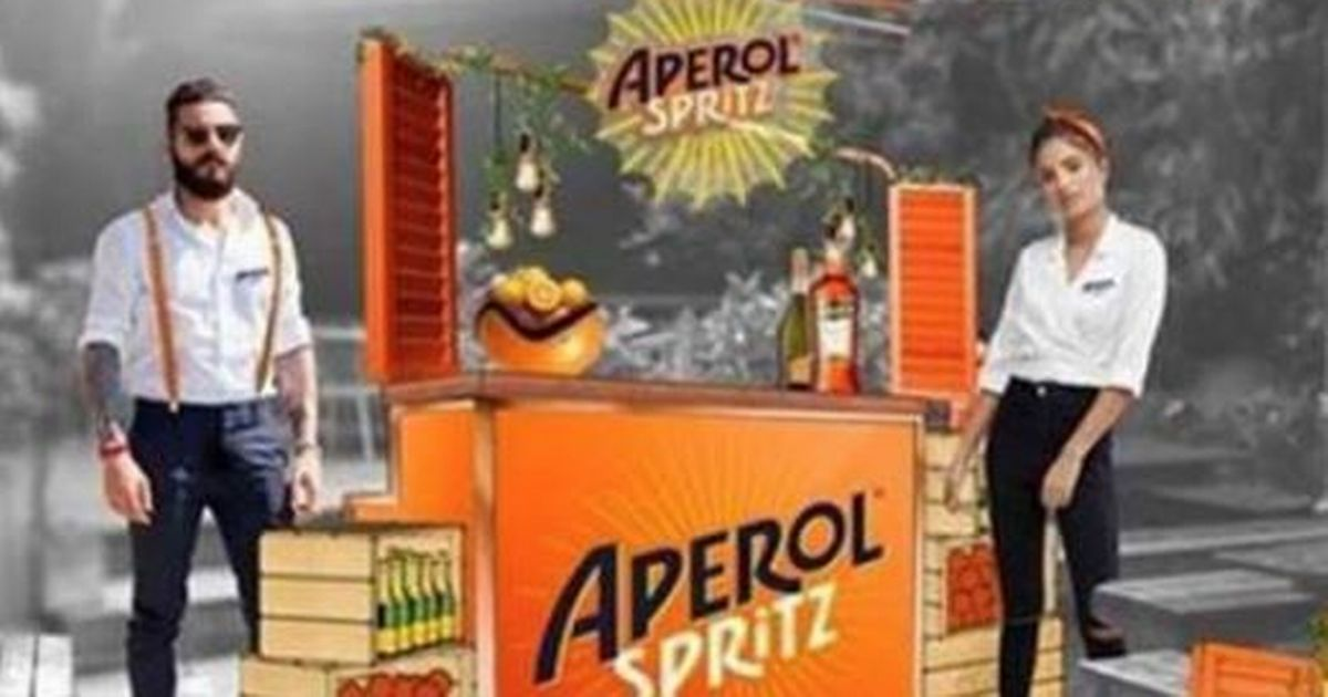 Newcastle Bar To Host An Aperol Spritz Social photo