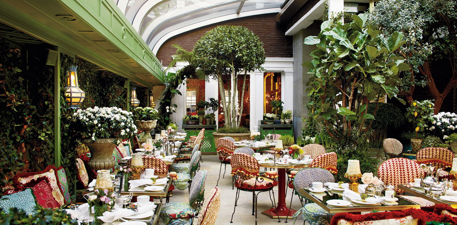 5 Chic Hangouts For Star-spotting At London Fashion Week photo