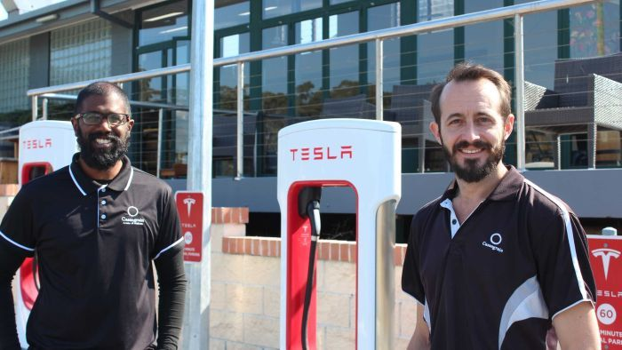 Tourists Encouraged To Drive In And Plug In As Towns Take The Plunge On Electric Car Chargers photo