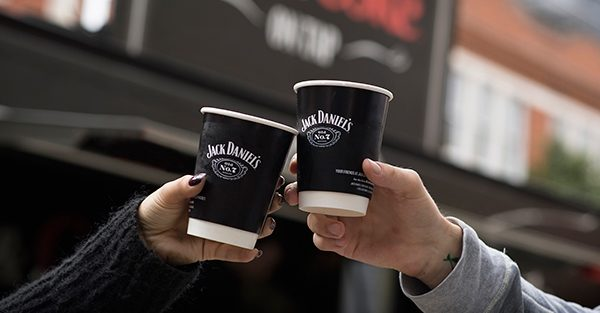 Jack Daniel's Are Handing Out Free Jack & Coke In London Right Now photo