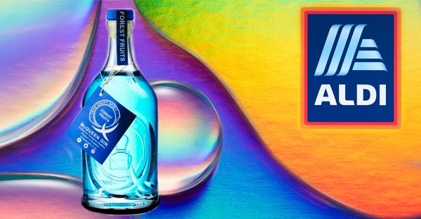 Planning A Party? Aldi Has Launched A Colour Changing Gin photo