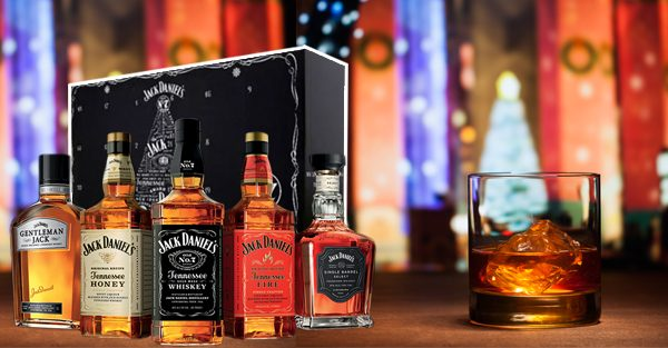 You Can Now Buy A Jack Daniel's Whiskey Advent Calendar At Asda photo