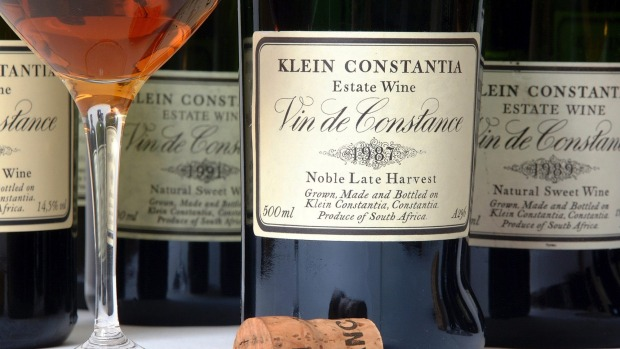 History In A Bottle With A Sticky Cape Wine photo