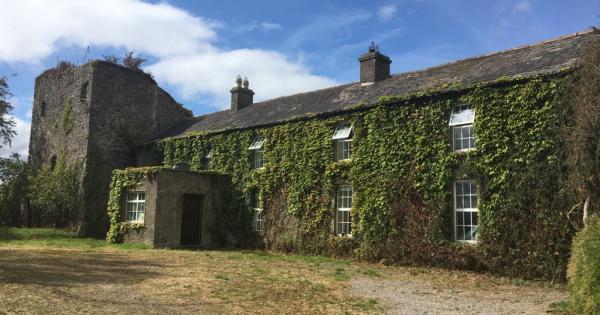Kedrah Castle Farm, Cahir photo
