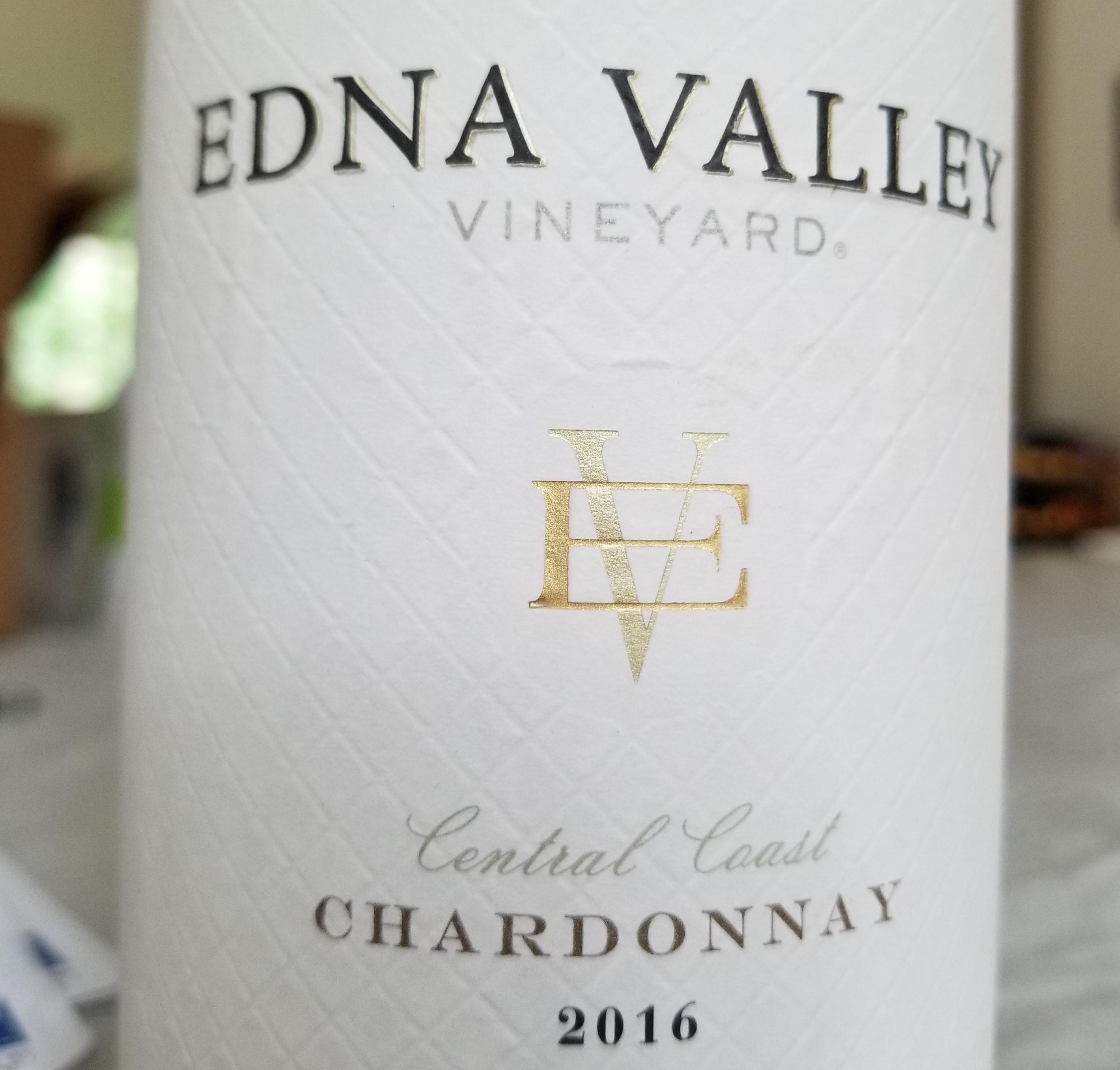 2016 Edna Valley Vineyard Chardonnay photo
