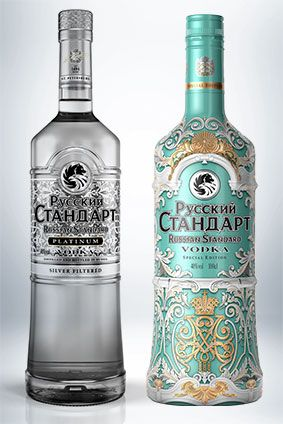 Russian Standard Boosts Gtr Presence With New Pack And High-end Relaunch photo