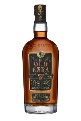Luxco's Old Ezra Barrel Strength Kentucky Straight Bourbon photo