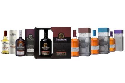 Distell's Bunnahabhain, Deanston, Ledaig And Tobermory Limited Edition Malts photo