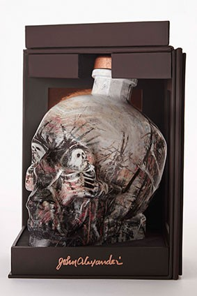 Crystal Head Vodka Readies Limited-release Bottle For The Us photo