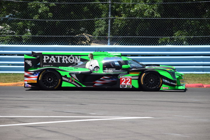 Tequila Patron Esm Snatches Laguna Seca Win After Harry Tincknell's Spin photo