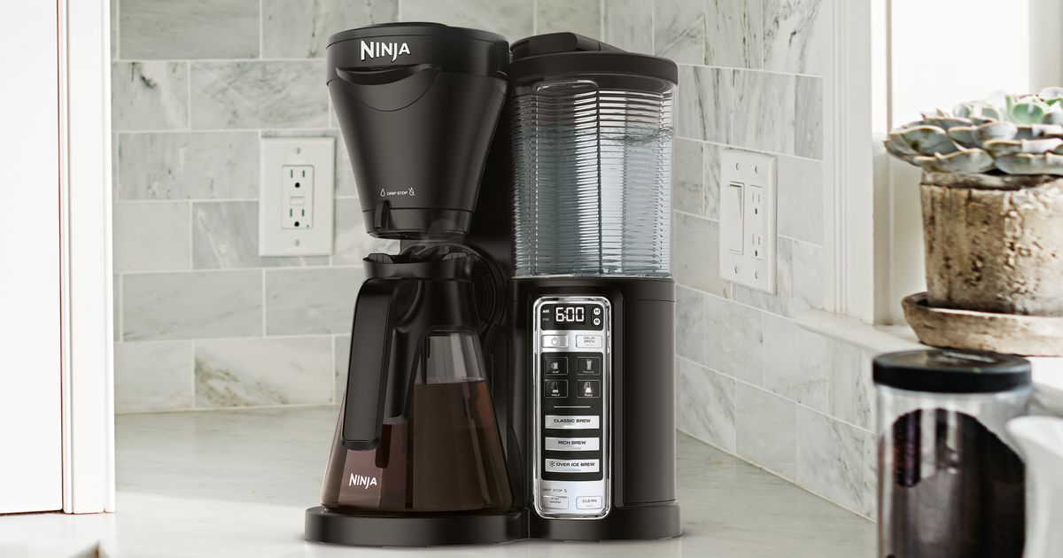 Ninja Makes A Coffee Machine And It's On Sale For Only $59.99 At Walmart photo
