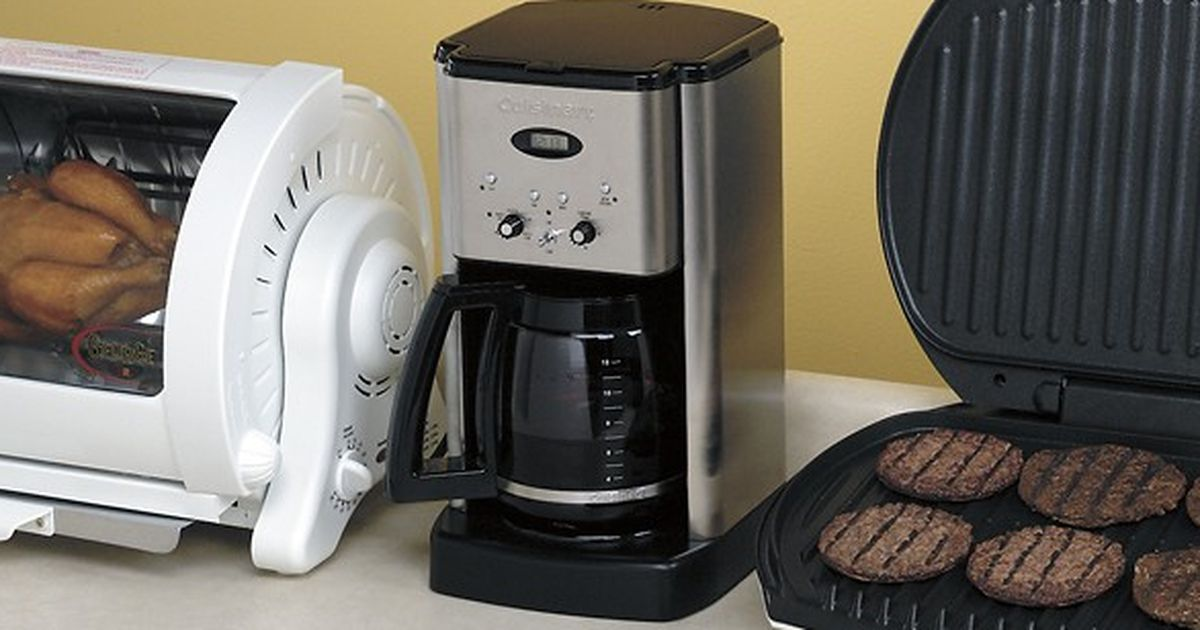 Save $100 On This Cuisinart  Coffee Maker At Walmart And Get It For Just $64 photo