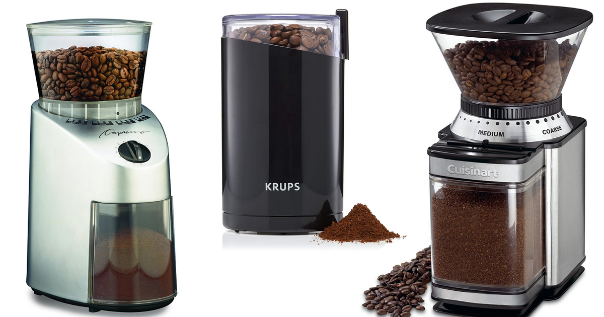 7 Of The Best Coffee Grinders To Maximize Your Morning photo