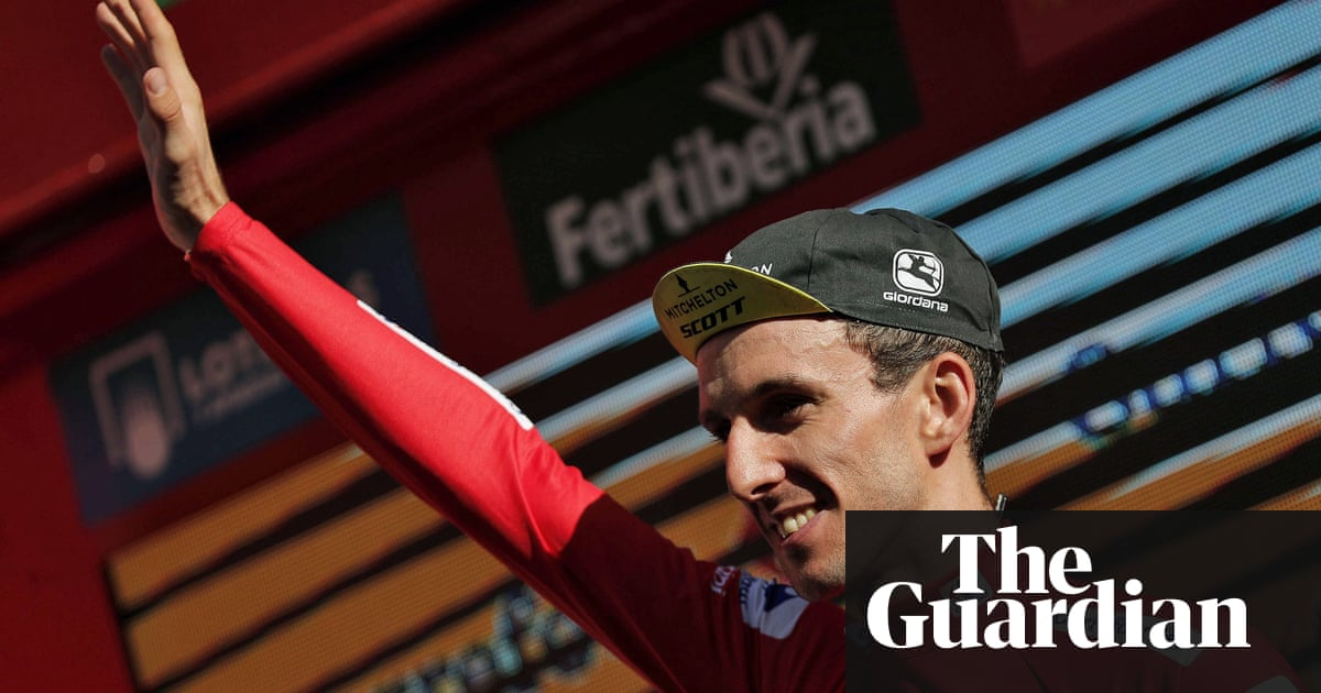 Mitchelton-scott Makes History With First Vuelta Win For Australian Team photo
